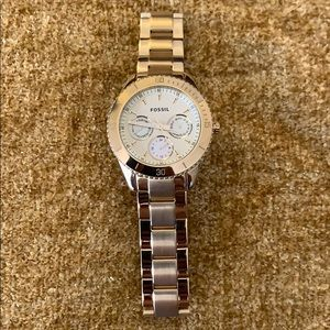 Fossil chronograph watch